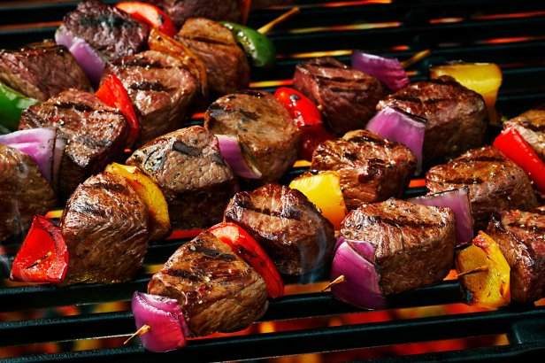 Hot spot Grill Beef-Kebabs